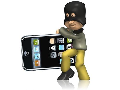 Что делать, если украли телефон?