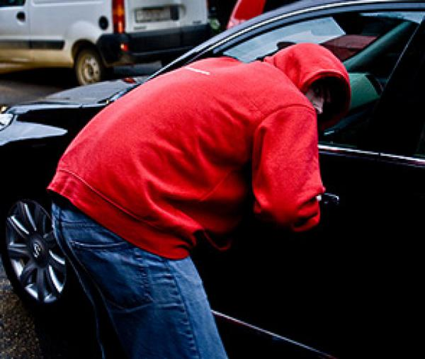Украли документы на машину