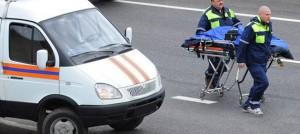 Транспортное происшествие с пострадавшими