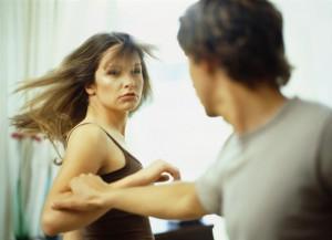 Что делать, если ударил муж?