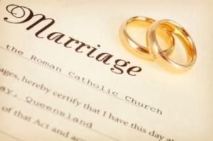 Оформление брака для получения выгоды