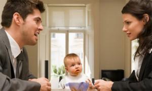 Как установить порядок общения отца с ребенком?