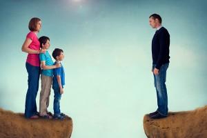 Общение с детьми после развода