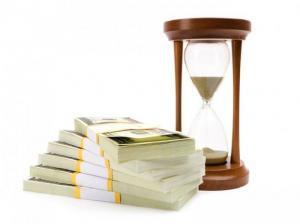 Установление сроков погашения долгов
