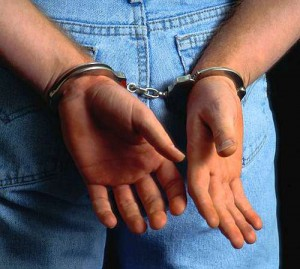 Арест за ложные свидетельские показания