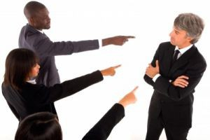 Что делать при ложных обвинениях