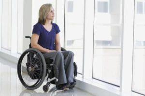 Понятие инвалидности