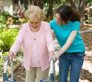 Уход за пожилым больным