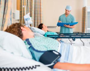 Содержание подозреваемого в больнице