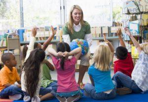 Формирование групп в детском саду