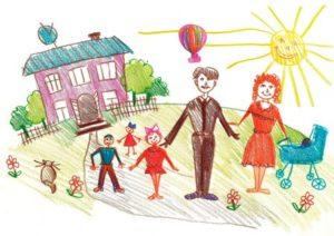 Многодетная семья: определение, оформление статуса, права и льготы