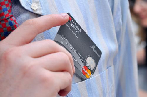 Потеря банковской карты