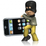 Если украли телефон