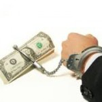 Обвиняют в краже денег