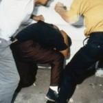 Обвиняют в избиении