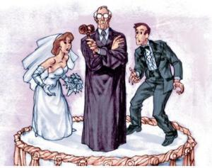 Порядок расторжения брака