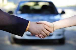 Оформление продажи автомобиля