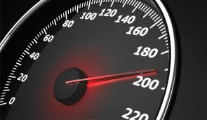 Изъятие водительских прав за превышение скорости