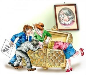 Значение понятия недостойные наследники
