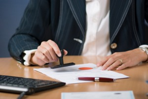 Проверка документов при регистрации