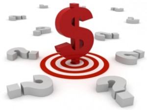 Размер денежных затрат при изменении категории помещения
