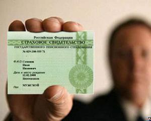 Оформление СНИЛС для разных категорий граждан