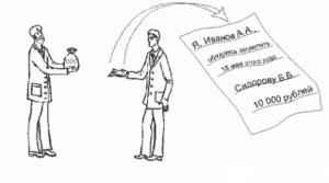Особенности составления документа