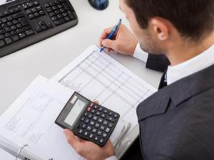Расчет размера долга