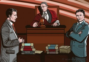 Решение арбитражной тяжбы