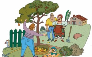 Земельные споры с соседями