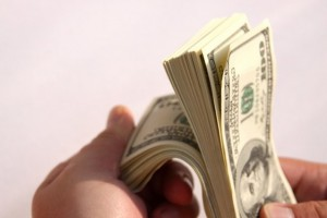 Документ на получение/передачу денег