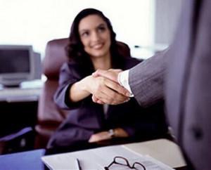 Контракт сотрудника с фирмой