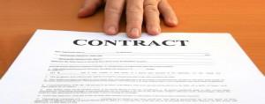Условия заключения контракта