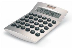 Калькулятор расчета сбора