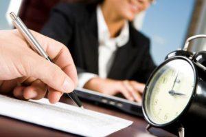 Сроки регистрации декларации