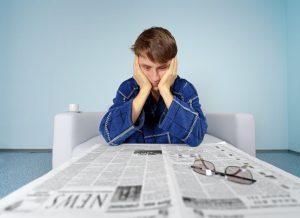 Сложности поиска работы