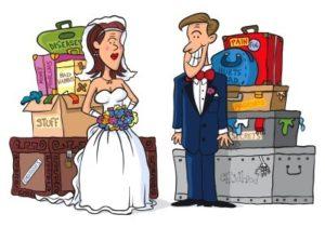 Доказательство на право собственности супругов