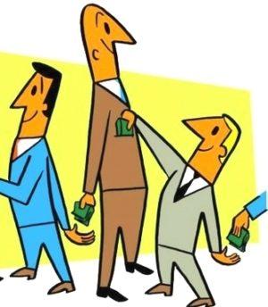 Посредничество в коррупции