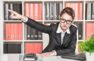 Увольнение из-за несоответствия занимаемой должности