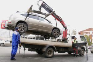 Забрать машину со штрафстоянки