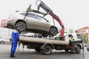 Забрать авто со штрафстоянки после дтп без оплаты