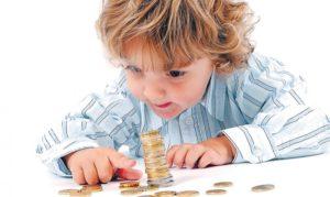 Ежемесячное пособие от государства на ребенка до 3 лет