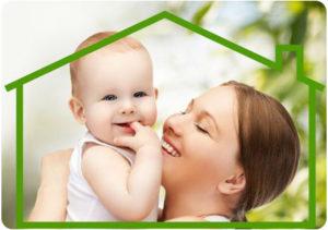 Оформление прописки ребенка