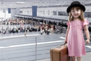 Особенности оформления детского загранпаспорта