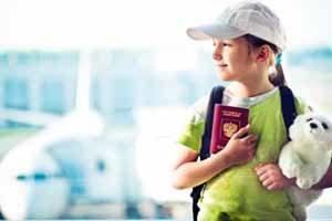 Загран паспорт для ребенка до 14 лет